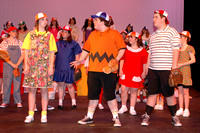 """You're A Good Man Charlie Brown"" by the Un-Common Theatre Company at the Orpheum Theatre, Foxboro, Mass., March 31-April 2. Photos by Stephen Ide."